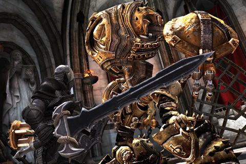 Infinity Blade baja de precio y se anuncia actualización 1