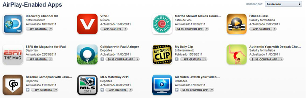 La App Store nos recuerda que aplicaciones hemos comprado 8