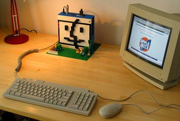 Mac e iPad de Lego 1