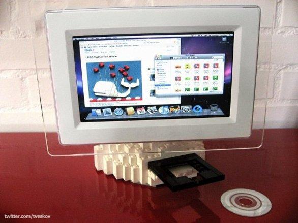 Mac e iPad de Lego 3