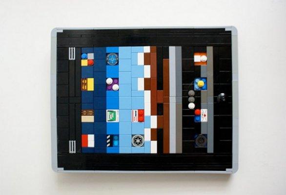 Mac e iPad de Lego 5