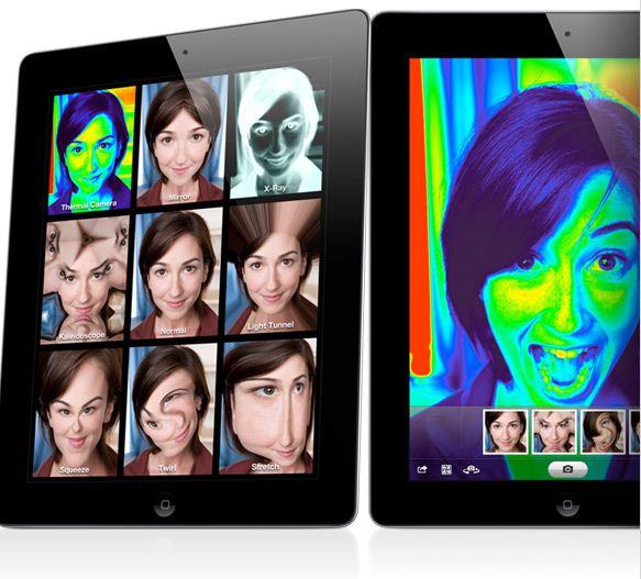 iMovie, FaceTime y Photo Booth llegaran al iPad 2 3