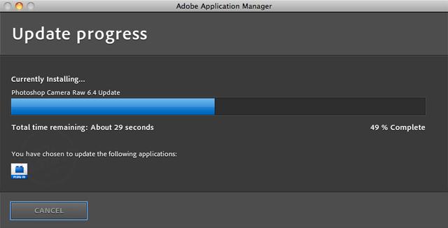 Descarga Lightroom 3.4 y Camera Raw 6.4 para Mac OS X y para Windows 4