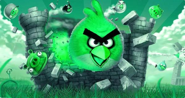 Rovio anuncia Angry Birds Space 2