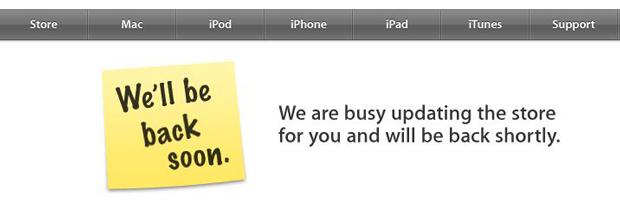 La Apple Store esta cerrada 2