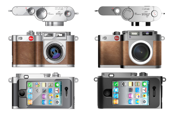 Leica + iPhone 4