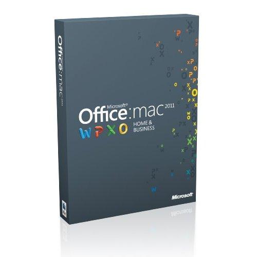Office Mac 2011 de Microsoft, cajas y vídeo de presentación 4