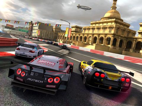 Real Racing 2 HD con soporte para 1080p 1