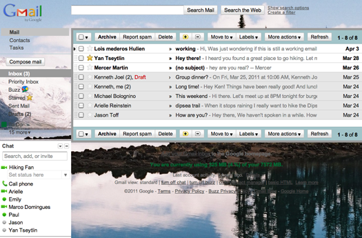 Gmail 1.1 para iPhone, iPad y iPod touch 7