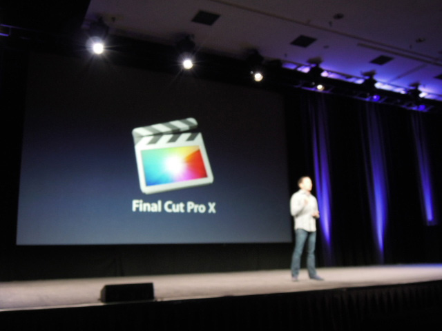 Final Cut Pro HD 4.5 2