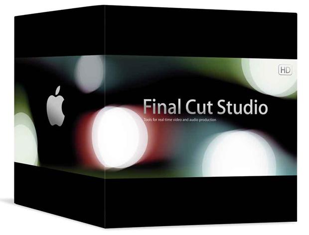 Pro Applications Update 2008-03 para Final Cut Studio, Final Cut Server y Logic Studio 1