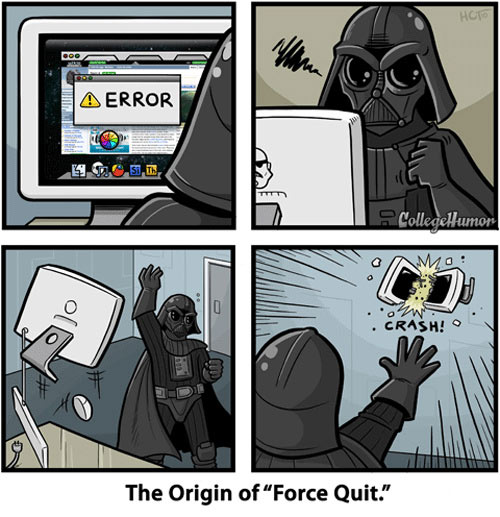 Force Quit : El origen 2