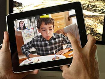 El próximo iPad podría tener dos cámaras 2