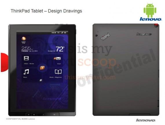Se filtra el precio y características de la tableta de Lenovo 1