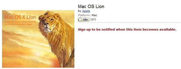 Apple lanza una probadita de Mac OS X Lion para desarrolladores 3