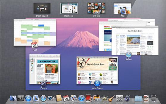 Apple lanza una probadita de Mac OS X Lion para desarrolladores 5