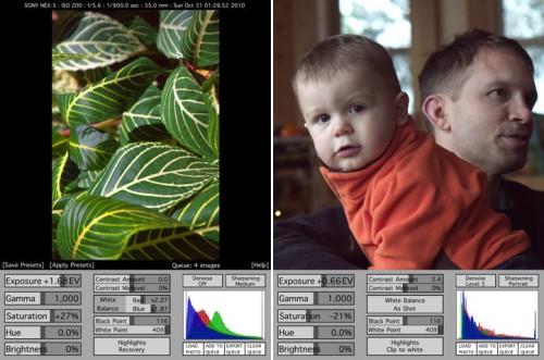 Actualización 3.7 de compatibilidad RAW para cámaras digitales 5