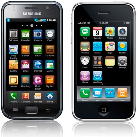 Apple demanda a Samsung por copiar sus productos 1