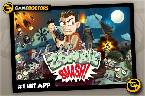 Zombie Smash se actualiza a la versión 2.0 1