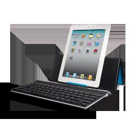 Logitech presenta nuevos accesorios para iPad 2