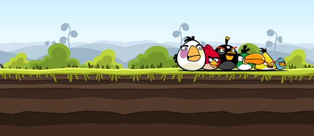 Angry Birds gratis para iPhone con maclatino.com en sorteo express 6