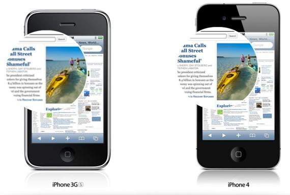 SID Display Week 2011 otorga el premio a la pantalla del año, a la retina display del iPhone 4 1