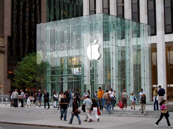 Las Apple Store han recibido más de mil millones de visitas en toda su historia 8