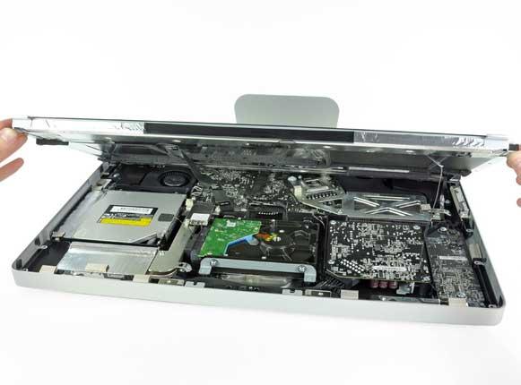 iFixit desmontan los nuevos iMac 2