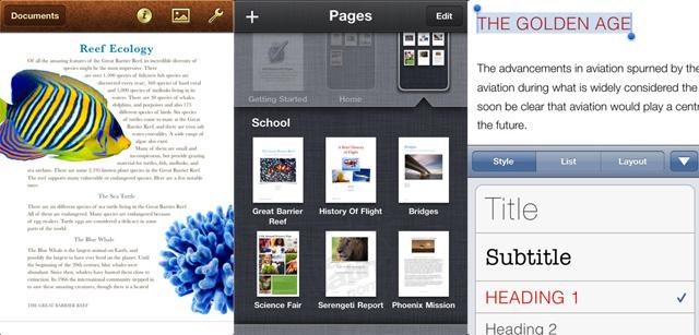 Cómo crear archivos ePub con Pages 5