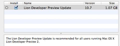 Apple lanza una probadita de Mac OS X Lion para desarrolladores 2