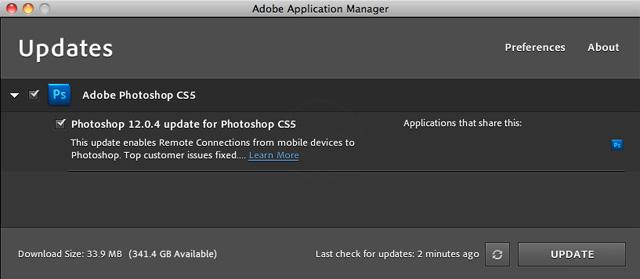 Plantilla de iOS 8 en Photoshop 2