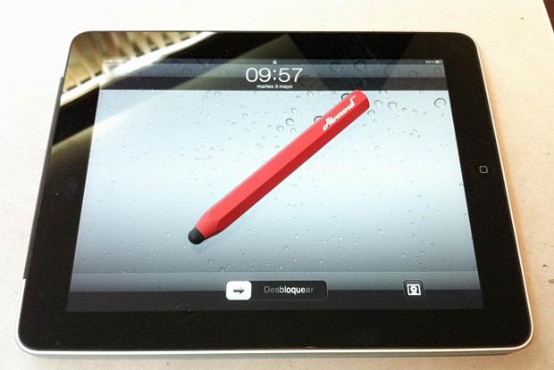 High-Sensitive Hexagonal Stylus para iPad e iPhone 2