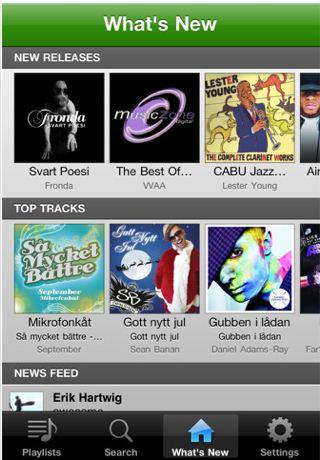 Shazam, la aplicación capaz de reconocer cualquier tema musical, llega a la versión 3.0 8