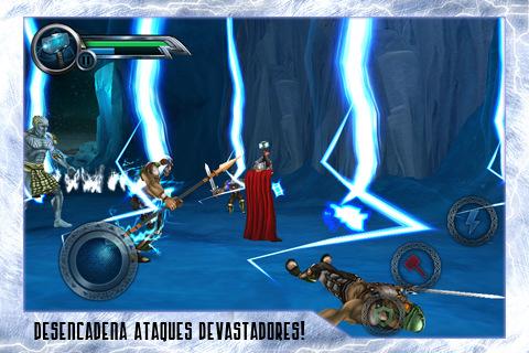 Disponible en la App Store Thor: Son of Asgard 6