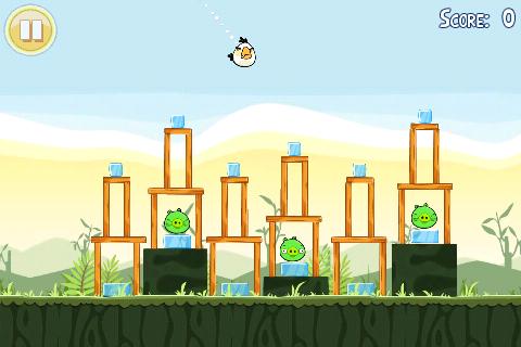 Descarga Angry Birds Space, versión 1.2.0 con diez nuevos niveles 5