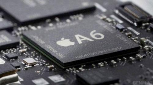 Apple podría no encargar la producción del procesador A6 a Samsung 1