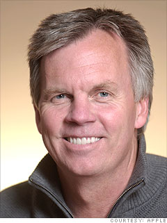 Ron Johnson se va de Apple 1