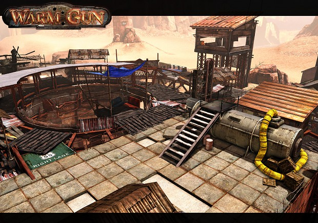 Warm Gun, juego independiente con una pinta excelente 4