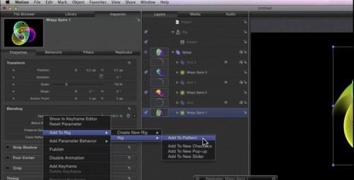 Se filtran capturas de Final Cut Pro X y Motion 5 4