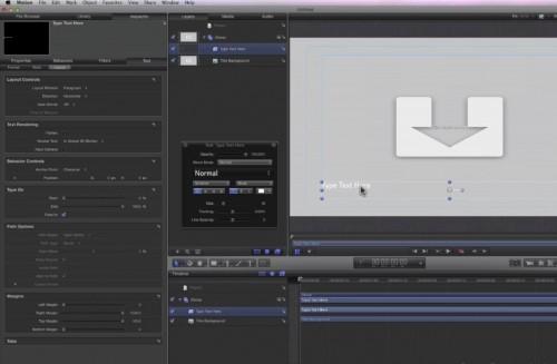 Se filtran capturas de Final Cut Pro X y Motion 5 6