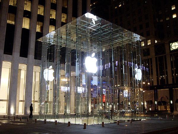 Comienzan los trabajos de renovación de la Apple Store de New York en la 5ª avenida 1