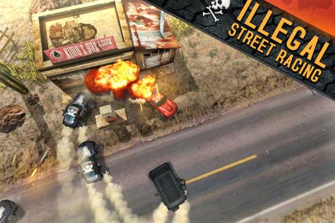 El juego Death Rally esta gratuito solo por el día de hoy 1