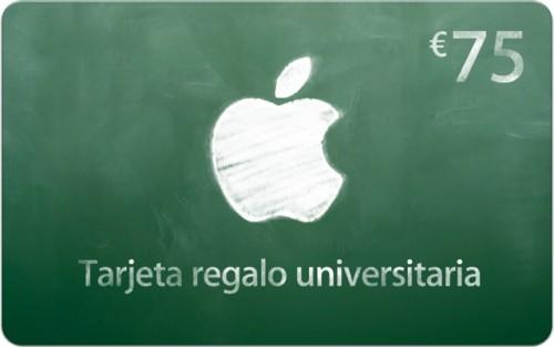 Los universitarios tienen descuentos especiales por parte de Apple 1