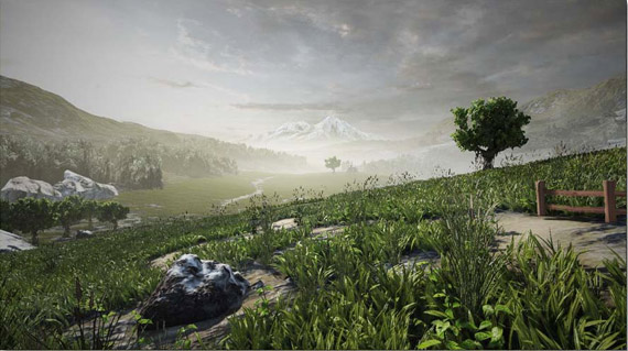 Epic Games presenta Infinity Blade II para iPhone 4S 1
