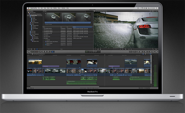 Final Cut Pro podría renovarse en abril 3