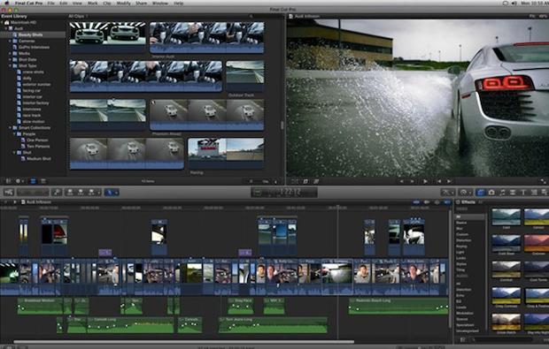 Final Cut Pro X podría llegar la próxima semana a la Mac App Store 1