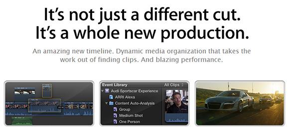 Final Cut Pro X podría llegar la próxima semana a la Mac App Store 8