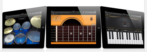 Garageband para iPad se actualiza a la versión 1.0.1 1
