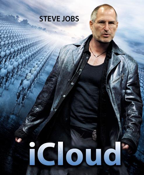 iCloud con Steve Jobs 7