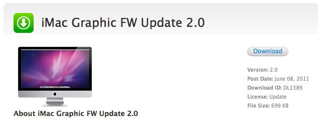 SMC Firmware 1.5 para MacBook Pro 7
